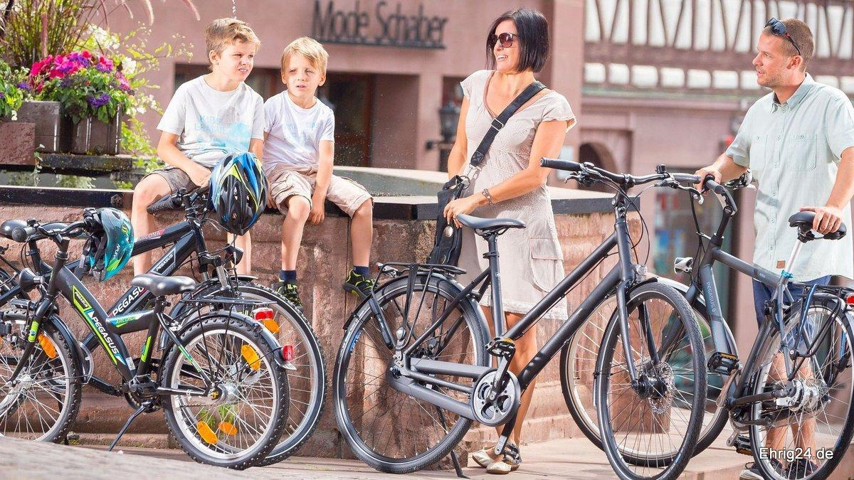 Bikes, Fahrräder