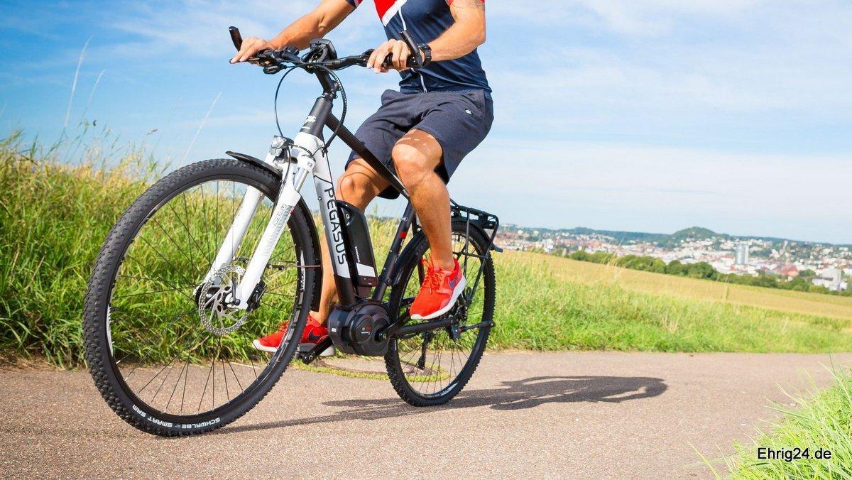 Trekking E-Bikes aus  Barsbüttel
