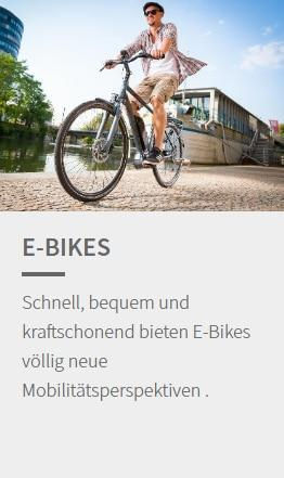 E-Bikes und Elektrofahrräder für  Sankt Georg (Hamburg) -
